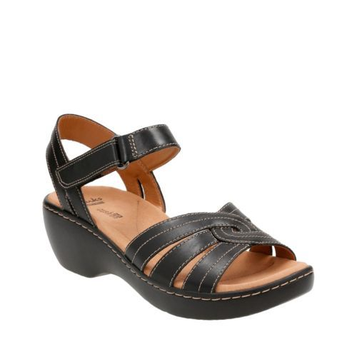 336d1db9718 Delana Varro Black Leather womens-collection