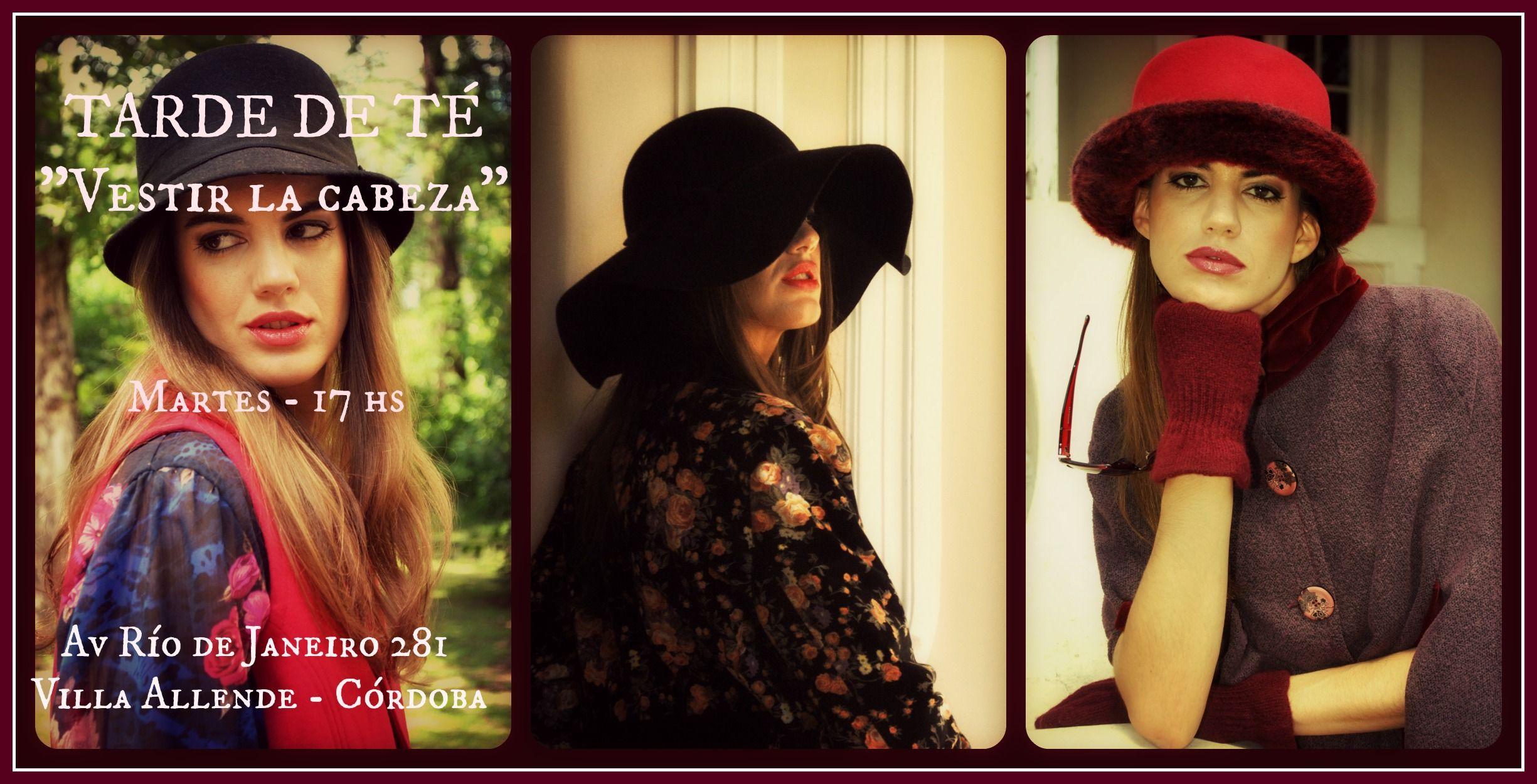 #tardesdete #sombreros #invierno2014