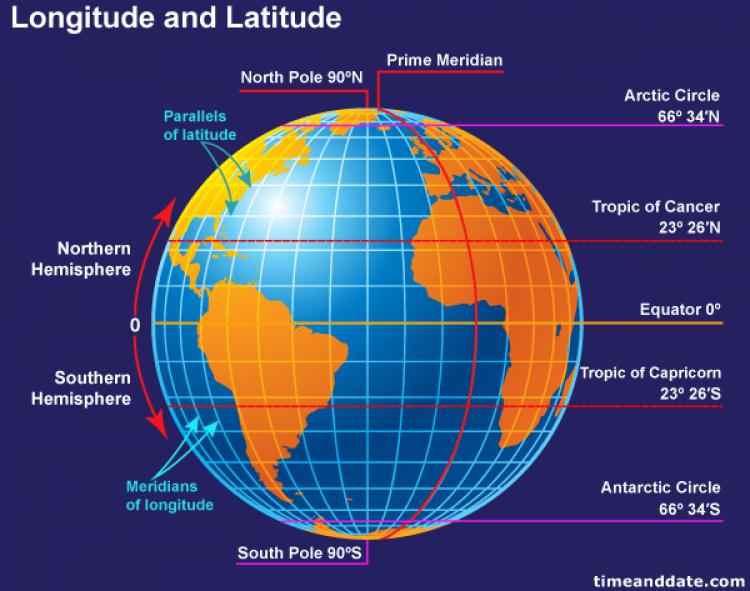 What Is Longitude And Latitude Latitude And Longitude Map Find Latitude And Longitude Latitude