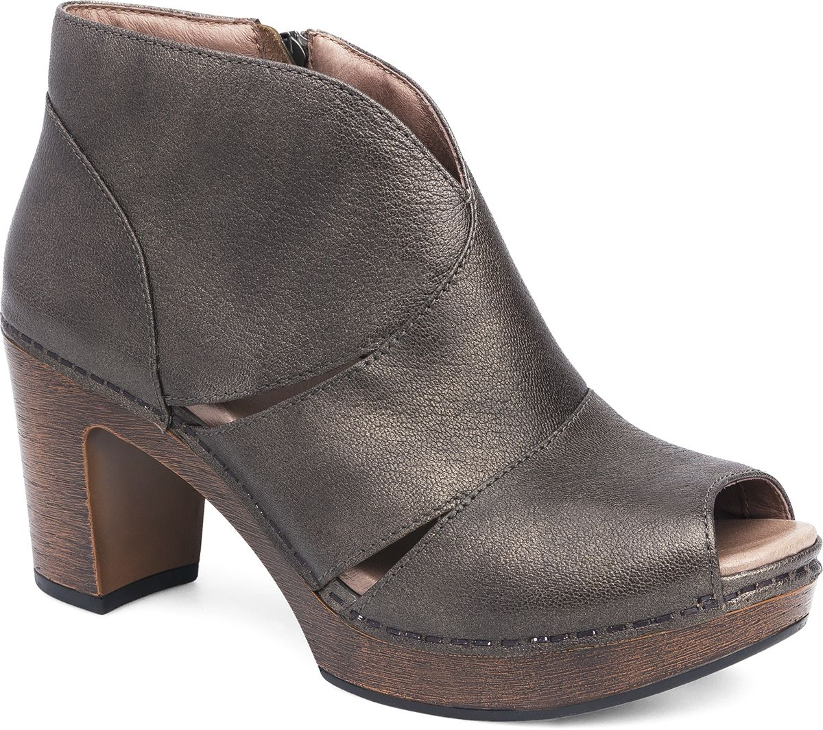 Reach new fashion heights with Dansko Delphina. |1000s of comfortable  women's shoes reviewed at