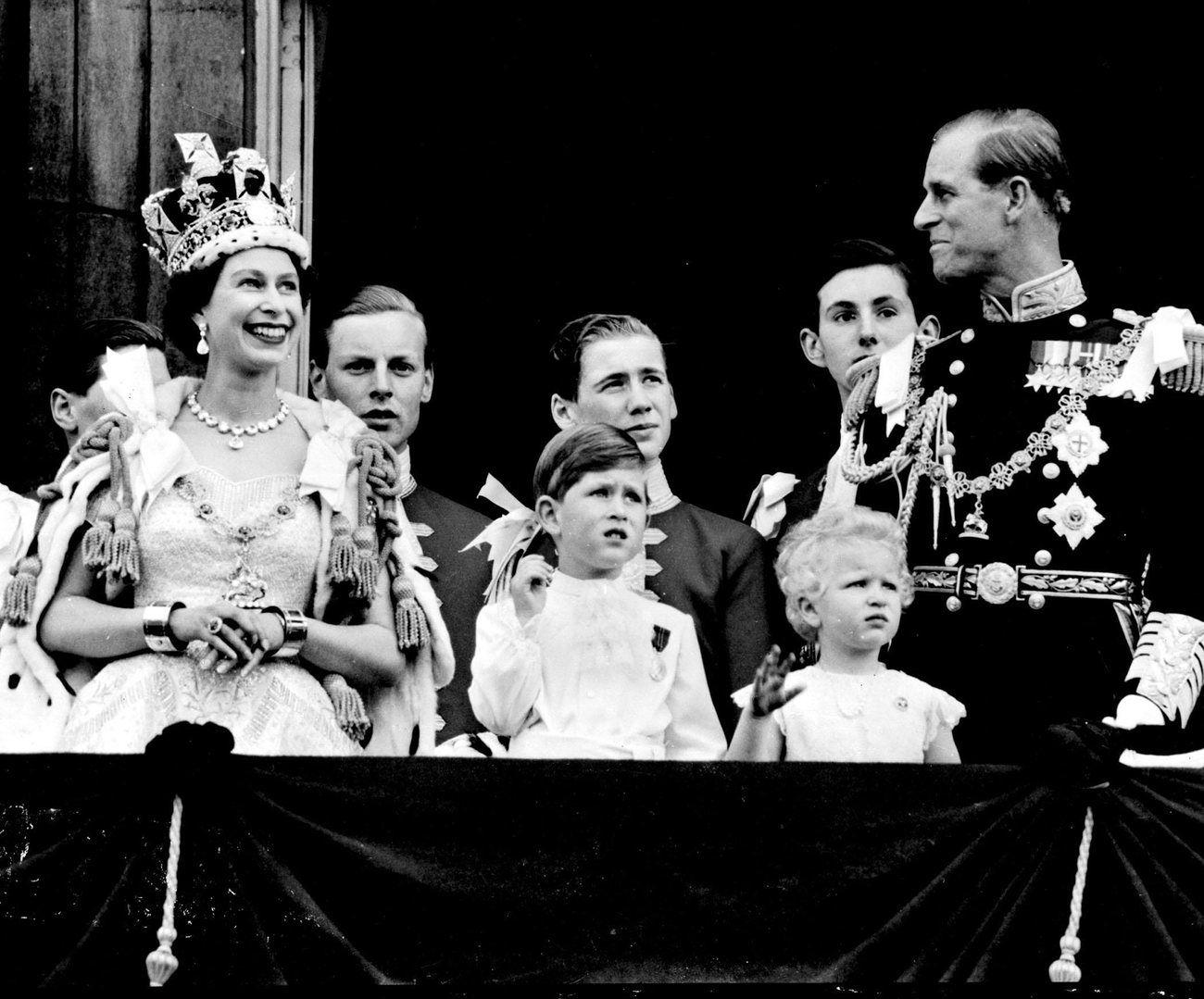 The Queen at 90 across the decades Queen elizabeth