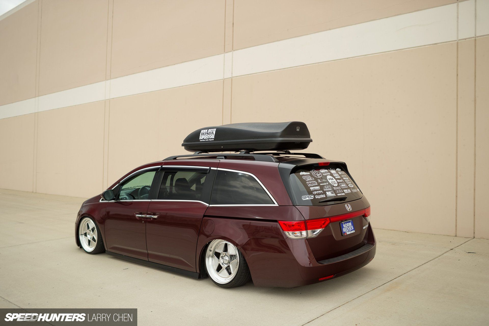 Honda Odyssey Minivan Van Hot Rod Rods Tuning Lowrider 1000hp H Off Road Bumper Guard For Wallpaper Background
