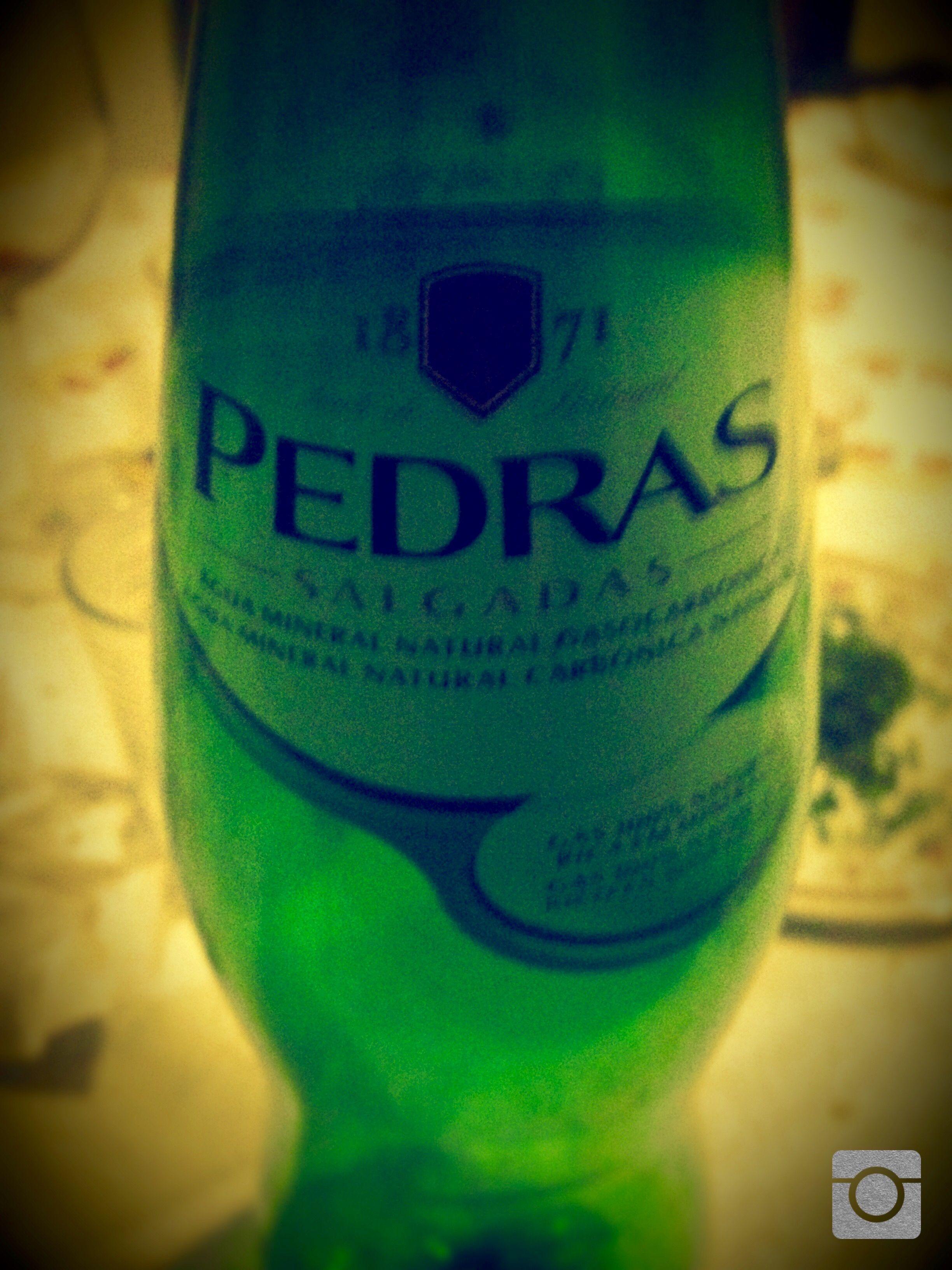 Água das Pedras sempre presente nos wine & dinne & wine & lunch
