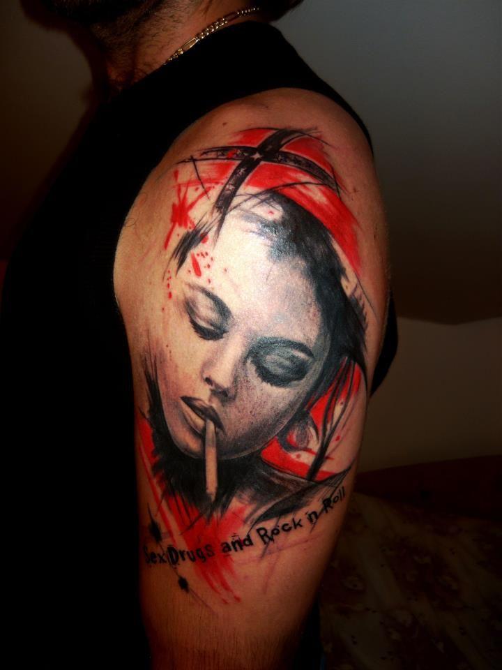 41f21bdb3 awesome tattoos by Adam Kremer | just tattoos | Tattoos, Tattoo ...