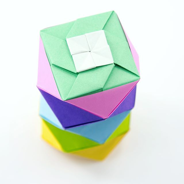 Origami flower bowl tutorial origami and craft origami flower bowl tutorial mightylinksfo