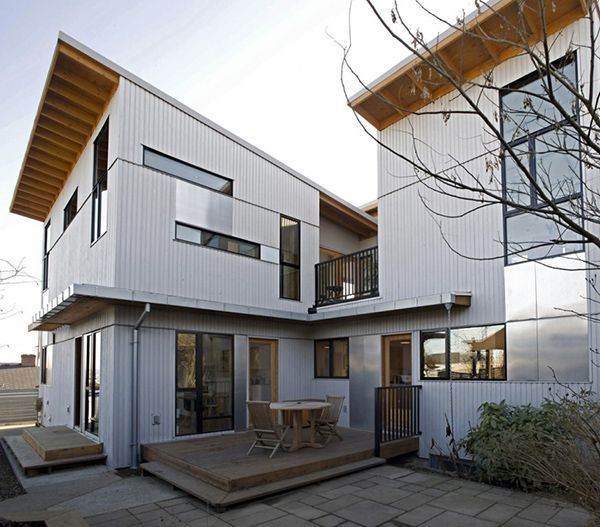 bungalow style house by architect randy bens - What Is Bungalow House