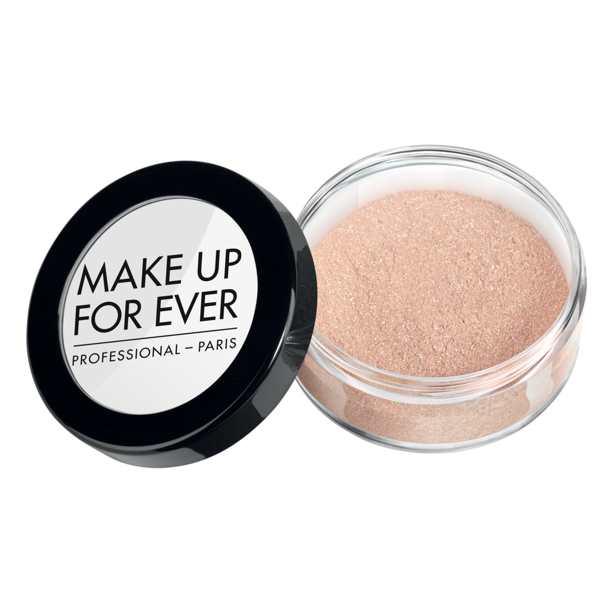 Shine On Powder Luminizer MAKE UP FOR EVER Loose