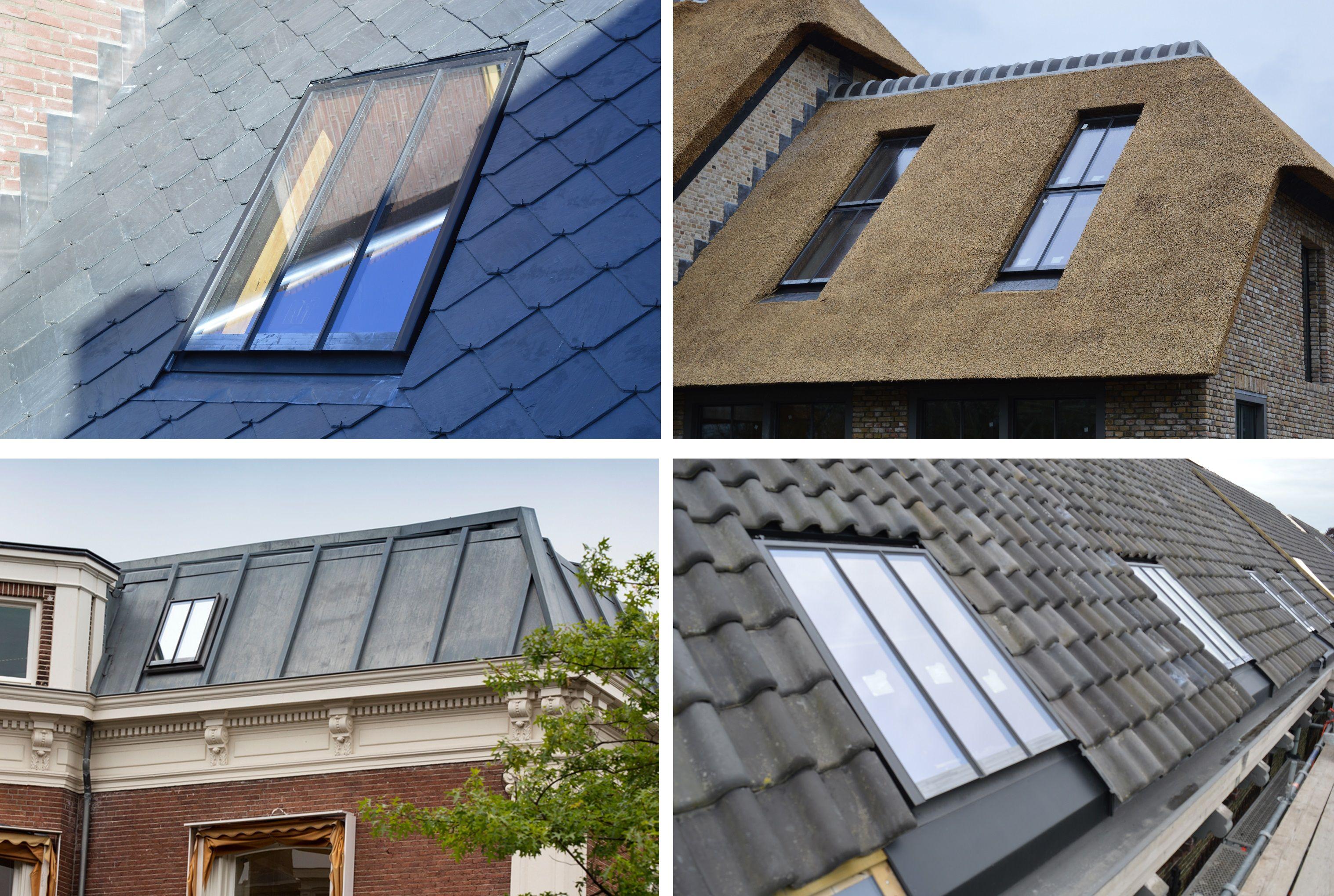 Castpmr dakramen openingen in uw dak en toch het originele