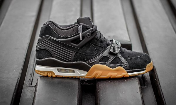 "Nike Air Trainer 3 ""Black & Gum"" (Highsnobiety) 