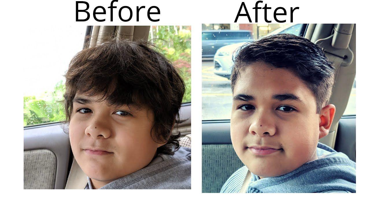 Toonpol Gets A Haircut Supercuts 12 Year Old Boy Haircut Cost In America Https Youtu Be Izfb Yitx9k Boys Haircuts 12 Year Old Boy Old Boys