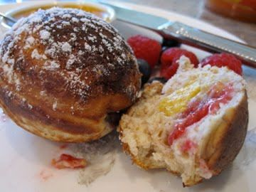 Figs in my belly: Ebelskivers: Pancake Balls Filled with Heaven