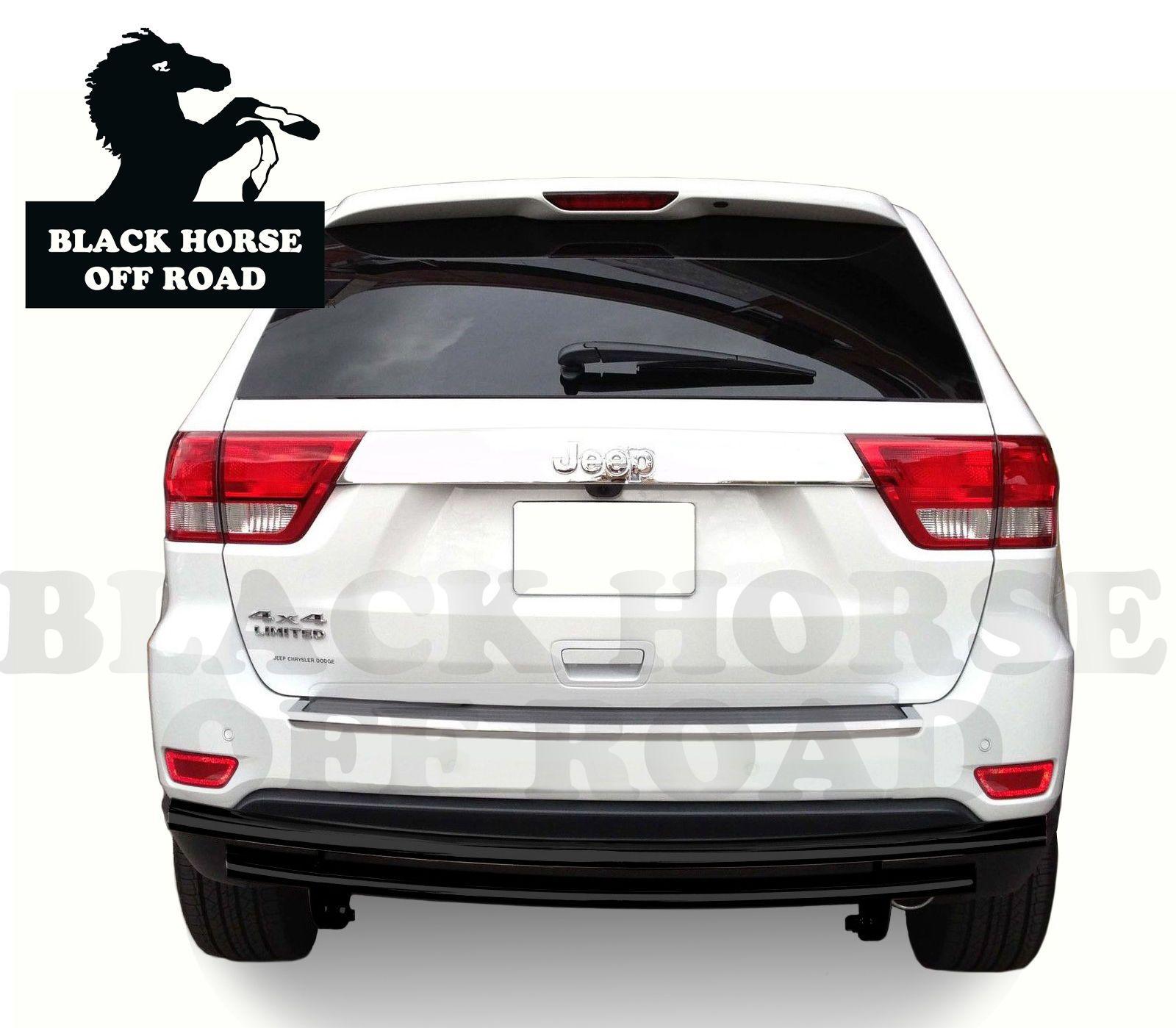 Black Horse 2017 Honda Crv Rear Per Guard Double Layers In Ebay Motors Parts Accessories Car Truck Exterior Pers
