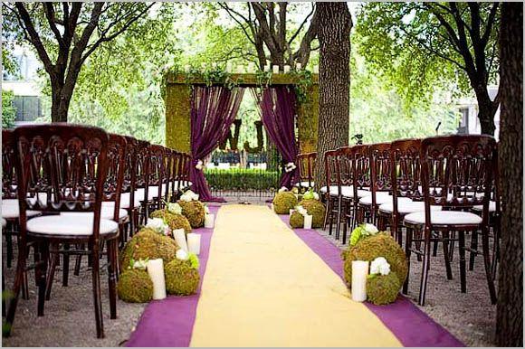Amazing Aisle Decorations For Wedding Decoration Ideas