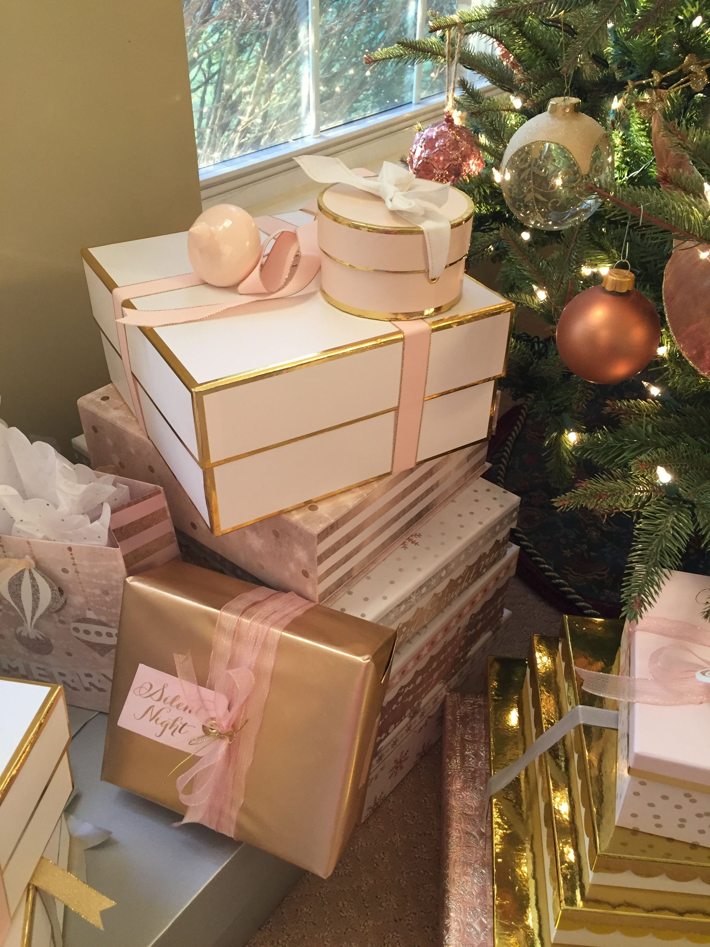 2016 christmas wrapping paper white gold rose gold sugarpaperla for target homegoods christmas