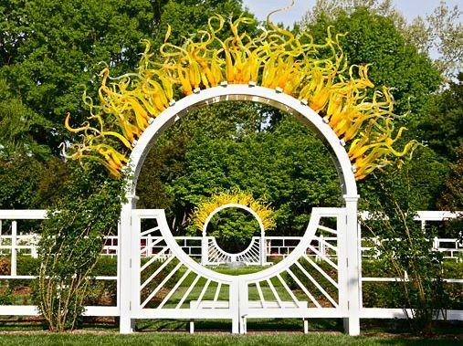 Chihuly at Missouri Botanical Gardens, St. Louis, Missouri | Glass ...