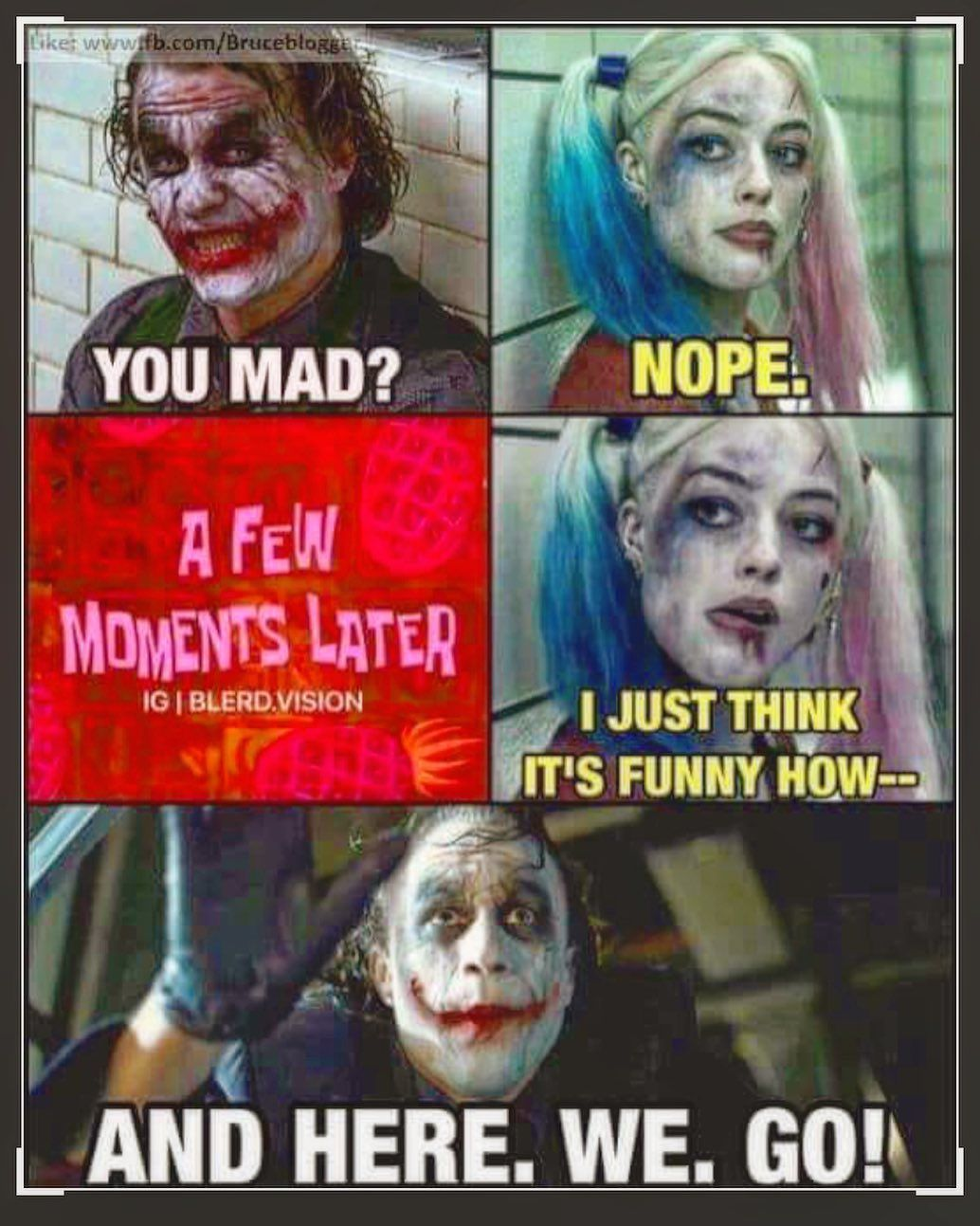 Halloween costumes Halloween costumes women DIY Halloween makeup scary makeup ideas gift idea gift for boyfriend gift for girlfriend gifts for men gifts   #Women cant live with them & cant live without them one of the #Greatest #Gifts to this #Earth a #Woman can be #Wrong & #Right at the same time  #Facts  #Joker & #HarleyQuinn #Meme real #Relationships still #Exist to bad some will never #experience 1 (#FunnyMeme) #Instagram  Im #mamp;mcostumediy