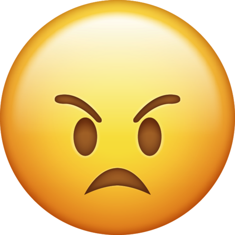 Angry Emoji Download Iphone Emojis Angry Emoji Emoji Pictures Angry Face Emoji