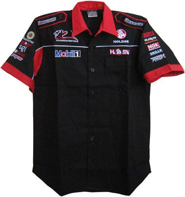 7a5b53645 Image result for pit crew shirt holden racing team