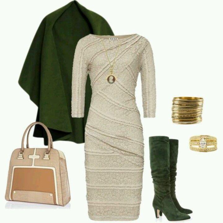 Money green....