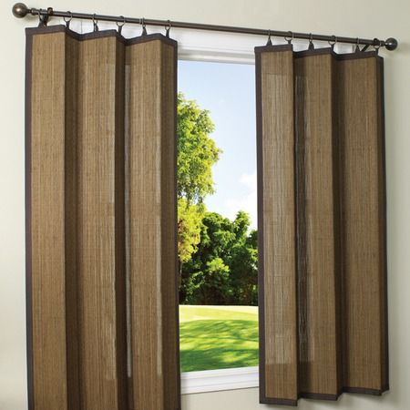 I Pinned This Bamboo Indoor Outdoor Sunscreen Panel From The Kris