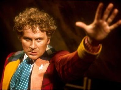 The Sixth Doctor: Colin Baker 1984-1986. Dead man walking in the costume