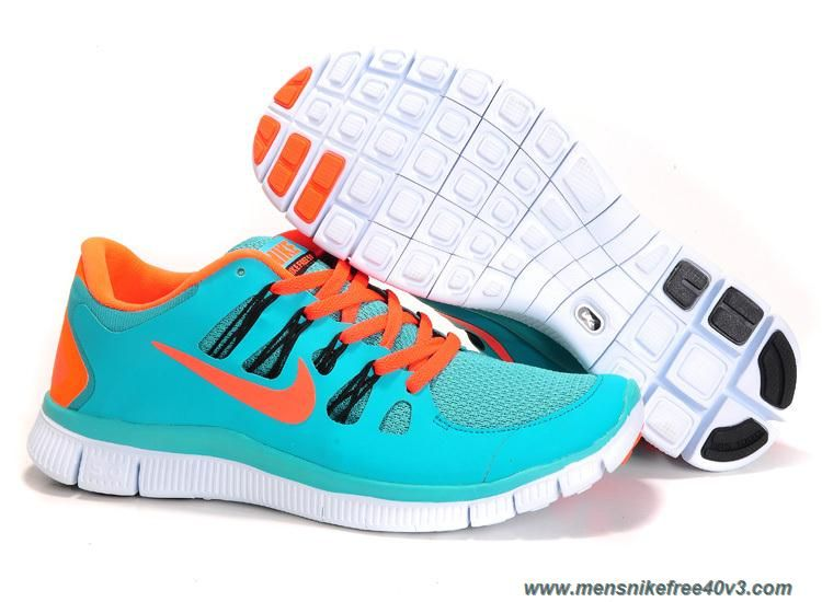 0ef981e1b11 Mens Nike Free 5.0 579959-380 Sport Turquoise Total Crimson Black Blue Tint  Shoes Sale