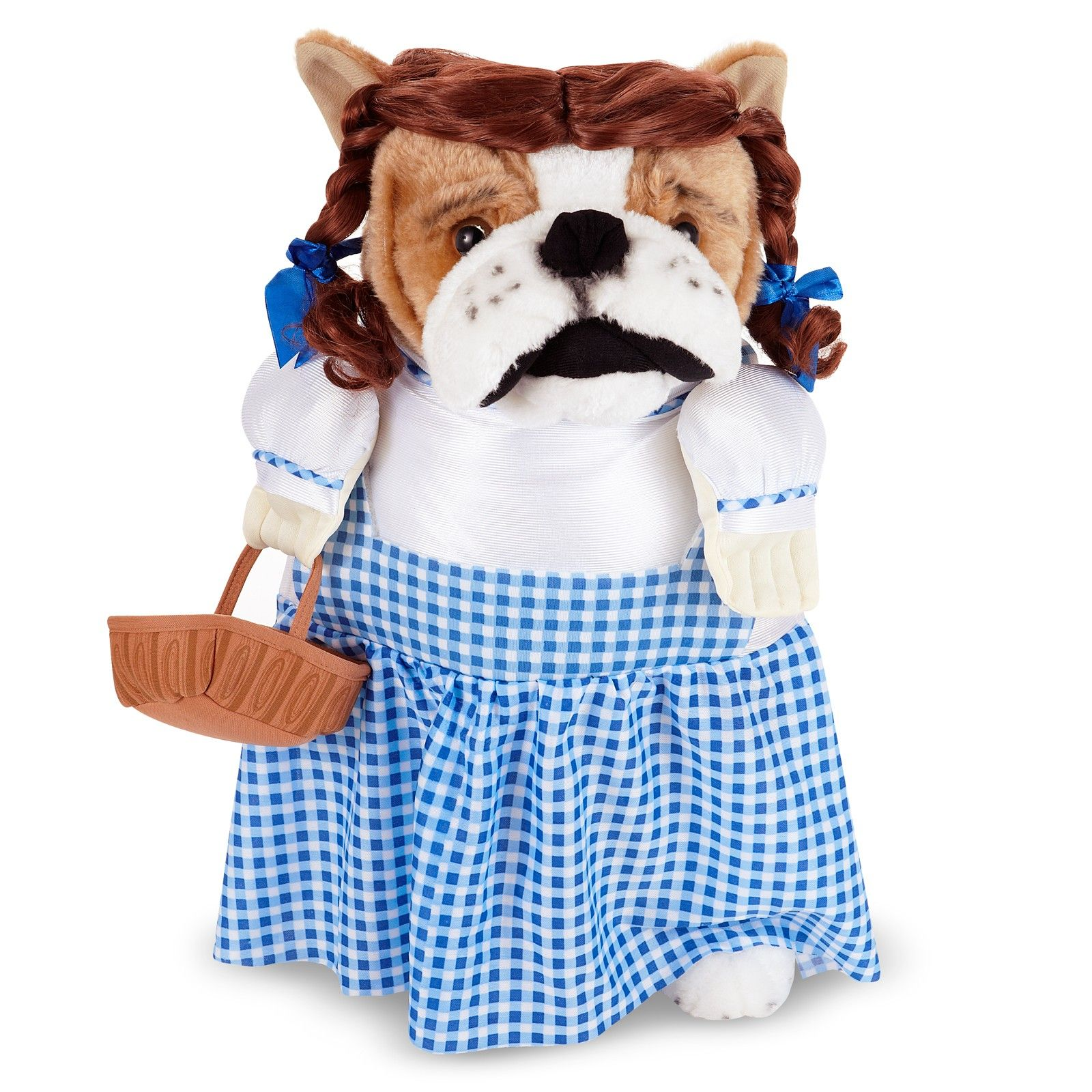 Wizard Of Oz Dorothy Dog Costume Costumes Com Au Dorothy Dog