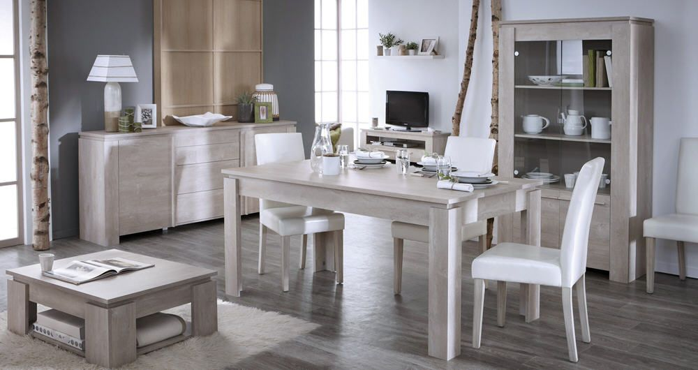 claire ensemble 5 elements meubles