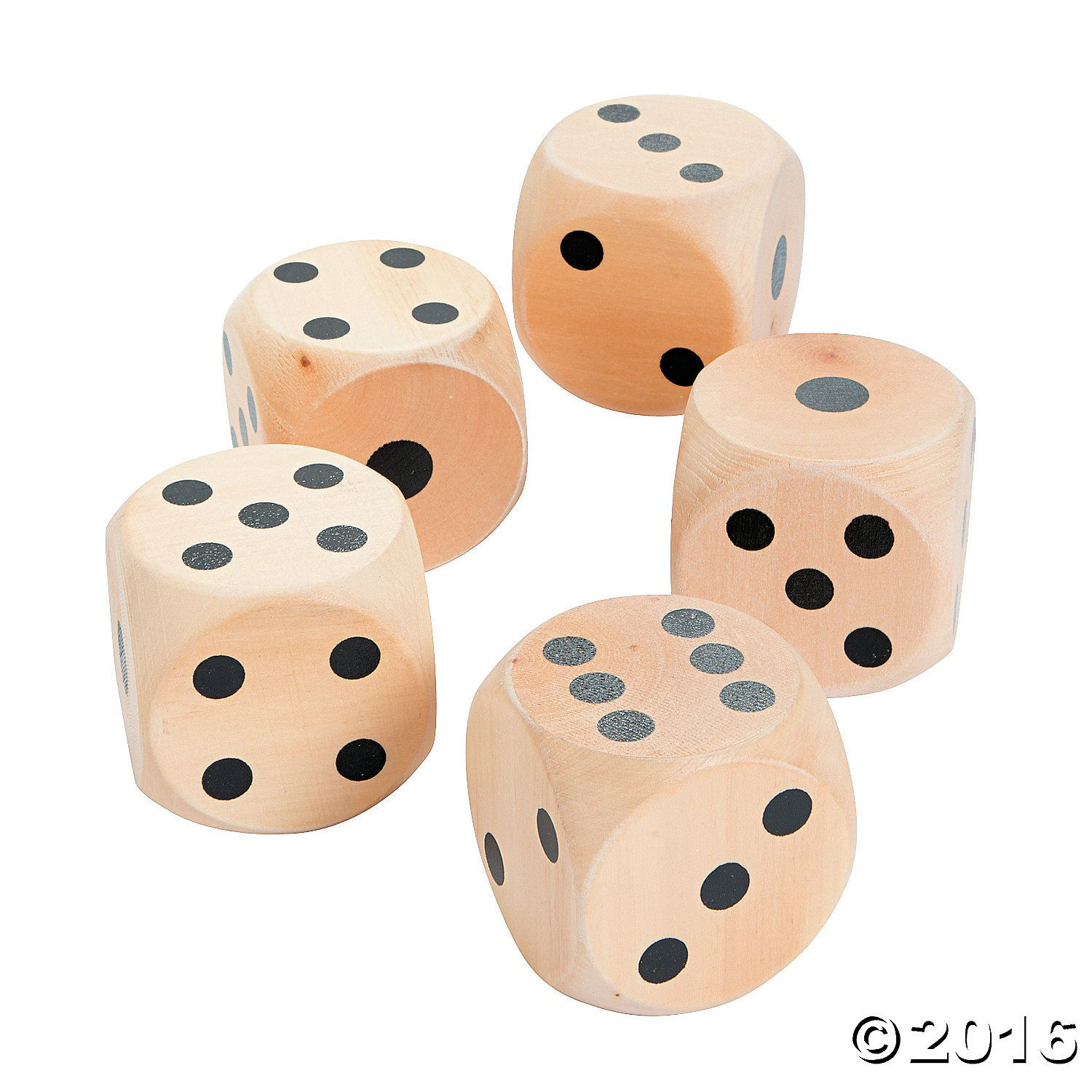 Design Your Own Exterior: Give These Oversized Dice A Roll And Create Your Own