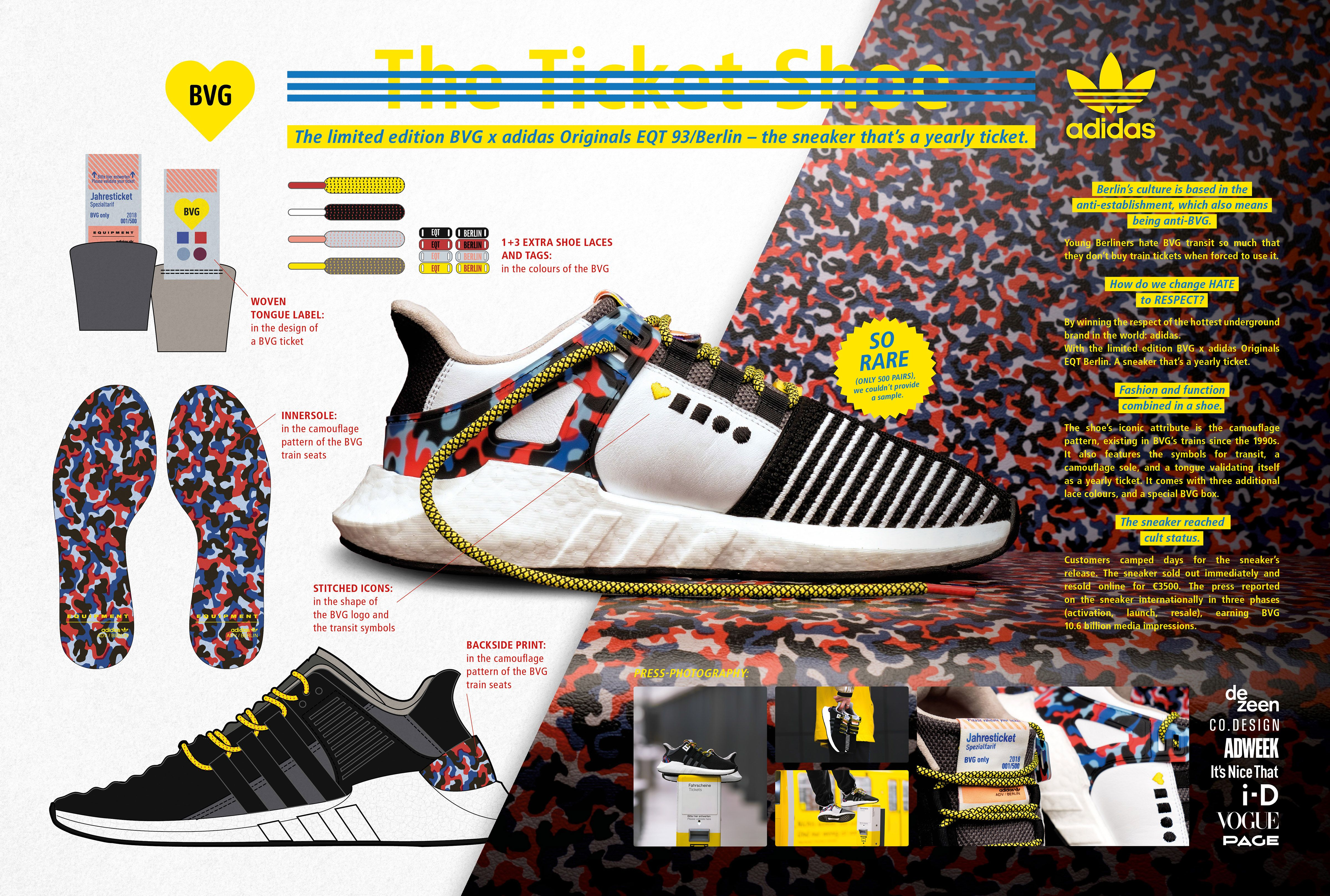 Thumbnail for BVG x adidas – The ticket