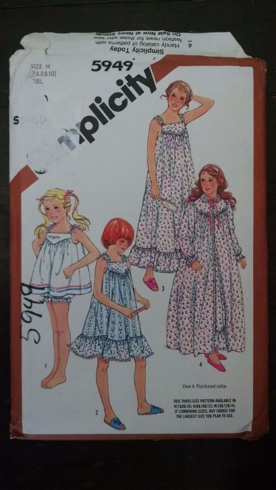 4625 Butterick SEWING Pattern Misses Loose Fitting Blouse Classics UNCUT OOP SEW
