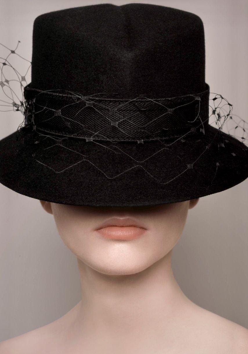 Pair of hat pins black bun accessories hat antique clothing fashion headdress