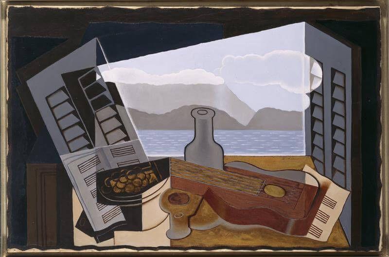 Paul Eluard(pseudonimo di Eugène Émile Paul Grindel, Saint-Denis, 1895 – Charenton-le-Pont, 1952), ALLA FINESTRA --- https://ilsassonellostagno.wordpress.com/2015/12/26/paul-eluard-alla-finestra-da-les-dessous-dune-vie-ou-la-pyramide-humaine-1926/