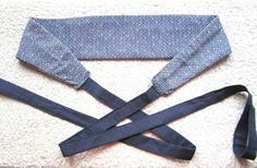 TUTO GRATUIT - La ceinture CALLAS