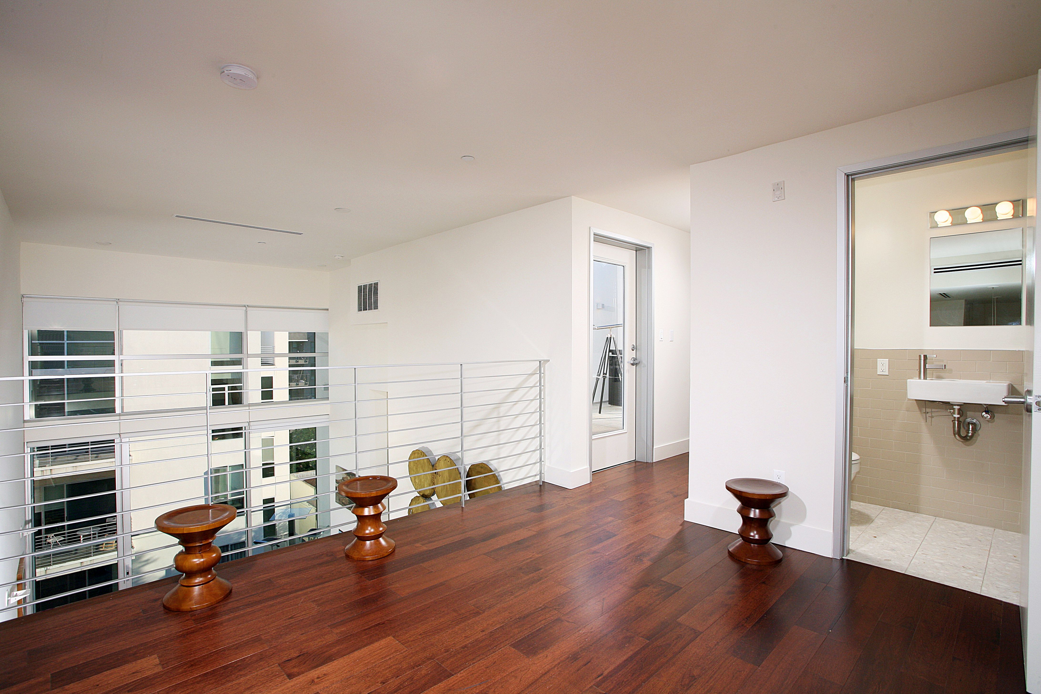 Loft overlooking the Great Room with .75 Bath