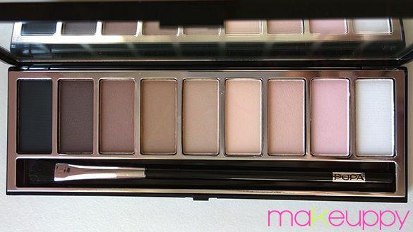 Pupa Pupart Palette 5179431238 Oficjalne Archiwum Allegro Palette Eyeshadow Make Up