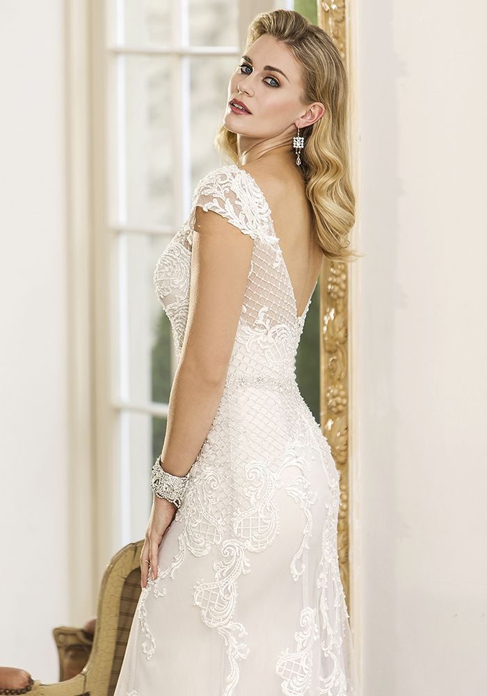 Sind Sie eine glamouröse Braut mit einem Vintage-Flair? Dann werden ...