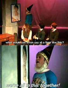 Not My Zefron Poster Especially Your Zefron Poster Harry Potter Musical Harry Potter Funny Very Potter Musical