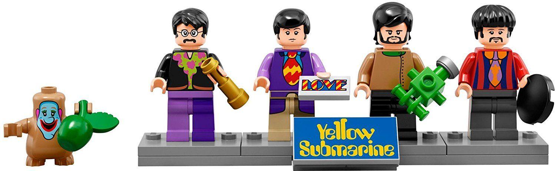 LEGO Ideas 21306 The Beatles - Yellow Submarine: Amazon.es: Hogar
