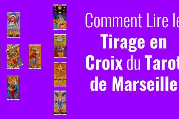 tarot persan tirage en croix