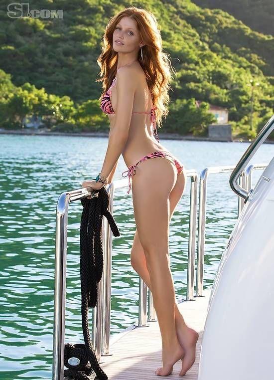 Redhead rear entry