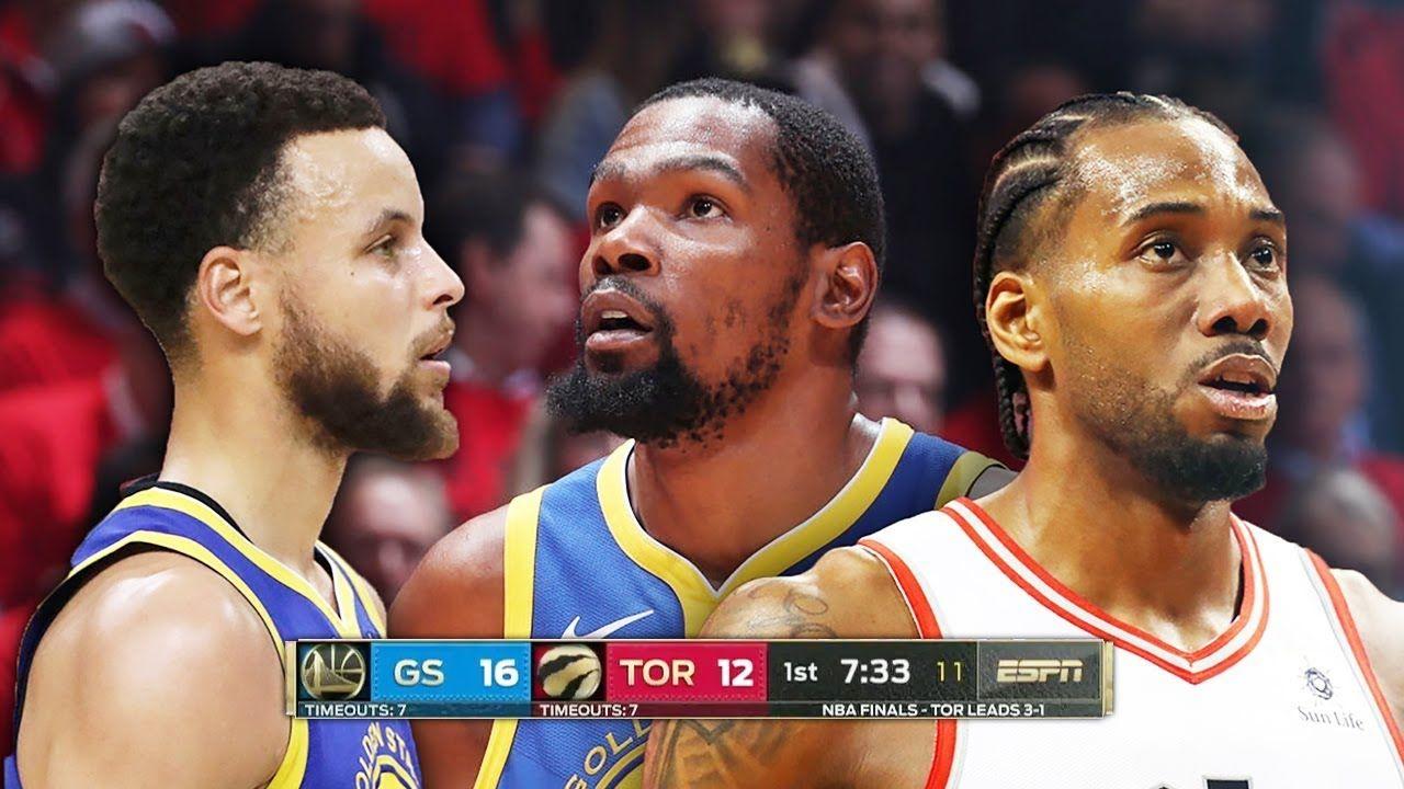 Golden State Warriors Vs Toronto Raptors Game 5 Full Game Highlights