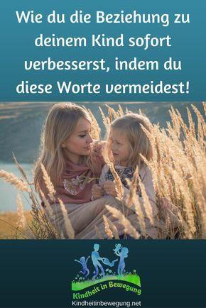 Photo of Wie du die Beziehung zu deinem Kind sofort verbesserst, indem du diese Worte vermeidest!