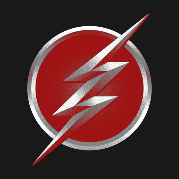 Check out this awesome 'The+Flash+Symbol+Variant+1' design
