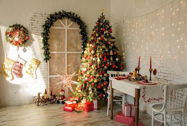 christmas #ChristmasTree #christmasdecor Christmas Mood - menards halloween decorations