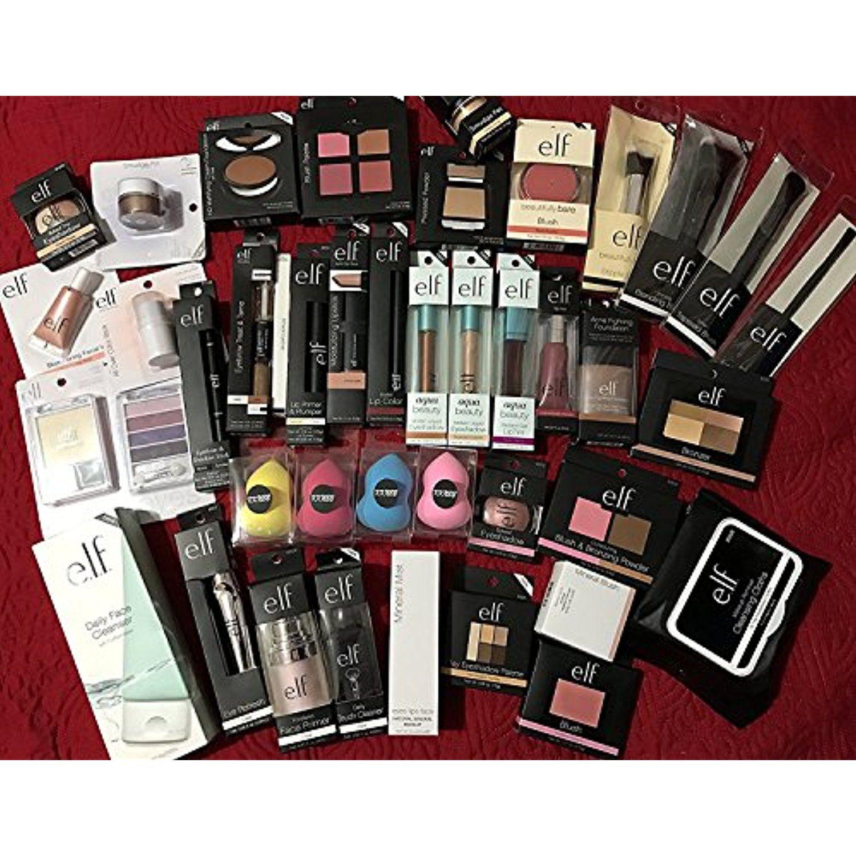 ELF 20 Piece Assorted Mixed Cosmetics MakeupSets Elf