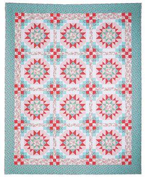 Morning Sunshine Quilt Pattern Download