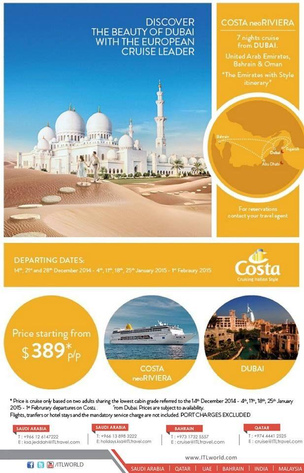 Trip Advisor, Cruise, Overseas