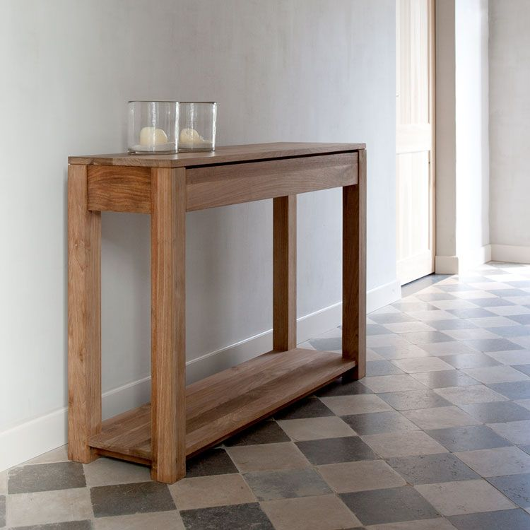 Perfect 12 Inch Deep Console Table For Best Decoration Of House