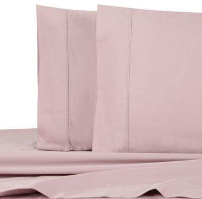 Wamsutta Dream Zone Sa King Deep Pocket Sheet Set In Pink